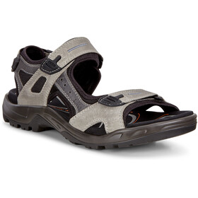 ECCO Offroad Sandals Men grey/black